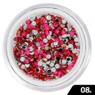 Merkloos Nailart Glas Steentjes 1,5 mm (nr. 08)