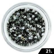 Nailart Glas Steentjes 1,5 mm (nr. 21)