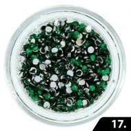 Merkloos Nailart Glas Steentjes 1,5 mm (nr. 17)