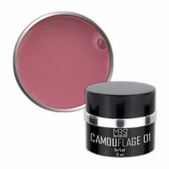 Mega Beauty Shop PRO Builder Camouflage 15 ml (nr. 01)