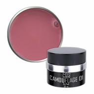 Mega Beauty Shop® PRO Builder Camouflage 30 ml (nr. 01)