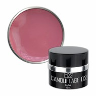 Mega Beauty Shop PRO Builder Camouflage 15 ml (nr. 02)