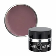 Mega Beauty Shop PRO Builder Camouflage 15 ml (nr. 03)