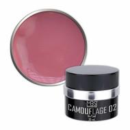 Mega Beauty Shop PRO Builder Camouflage  30 ml (nr. 02)