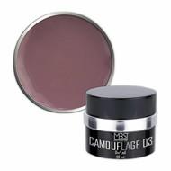 Mega Beauty Shop PRO Builder Camouflage 30 ml (nr. 03)