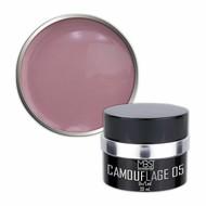 Mega Beauty Shop PRO Builder Camouflage 30 ml (nr. 05)