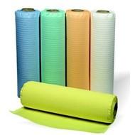 Merkloos Table towels Perzik