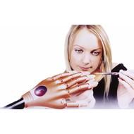 Mega Beauty Shop Oefenhand/Nailtrainer  Essentialnails