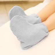 Mega Beauty Shop Badstof sokken Grijs