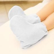 Mega Beauty Shop Badstof sokken Wit