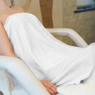 Mega Beauty Shop® Badstof omslagdoek Wit