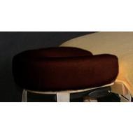Mega Beauty Shop Badstofhoes voor uitsparing massagebank Bruin