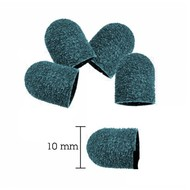 Merkloos Slijpkapje 10 mm (grit 80)
