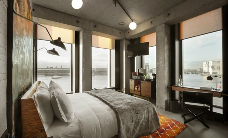 DavidMartinbags hoteltip: the A'dam
