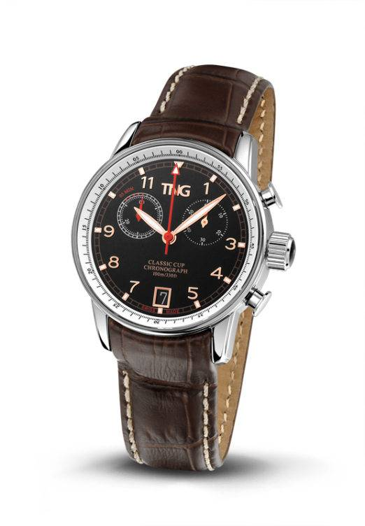 TNG Swiss Watches TNG  Classic Cup Chronograph Lady TNG10156.E