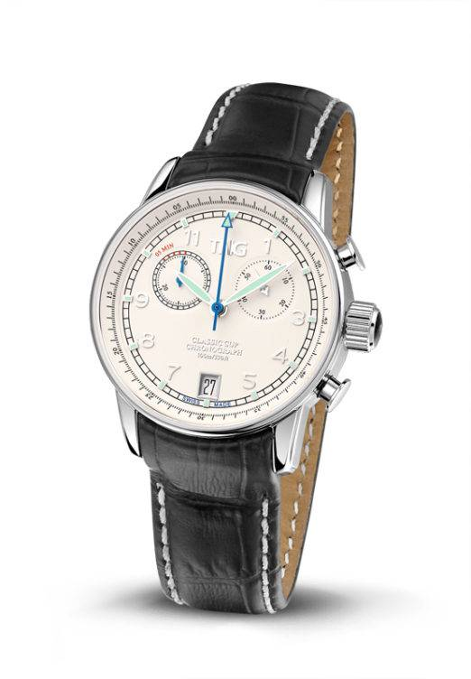 TNG Swiss Watches TNG  Classic Cup Chronograph Lady TNG10156.A