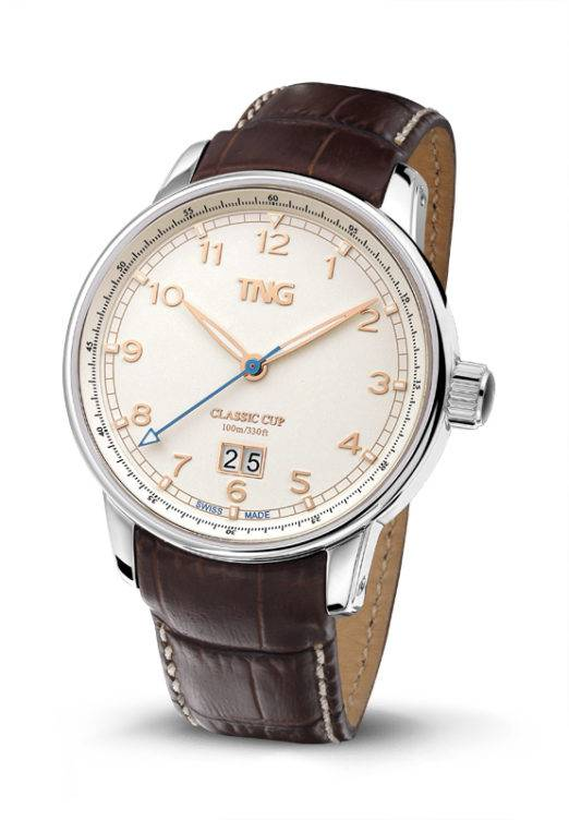 TNG Swiss Watches TNG Classic Cup TNG10153.C