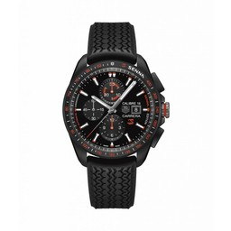 TAG Heuer Carrera Chrono Senna Special Edition CBB2080FT6042