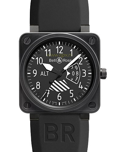 Bell & Ross Bell & Ross Limited Edition BR01-96 Altimeter BR01-96 ALT