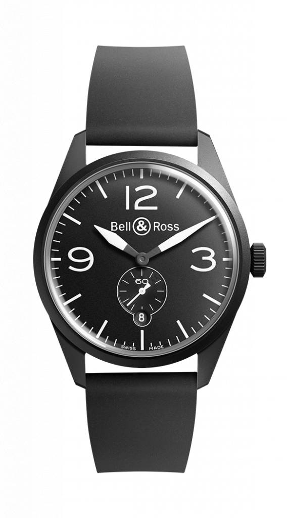 Bell & Ross Bell & Ross BRV123 Phantom BRV123-PHANTOM