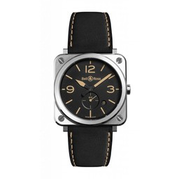 Bell & Ross BRS Staal Heritage BRS-HERI-ST/SCA