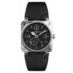 Bell & Ross BR03-97 BR03-97-BL-SI/SCA