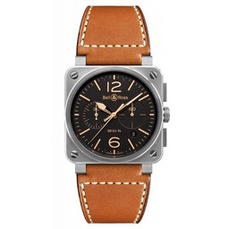 Bell & Ross BR03-94 BR03-94-ST-G-HE/SCA