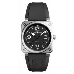 Bell & Ross BR0392-BLC-ST BR0392-BLC-ST
