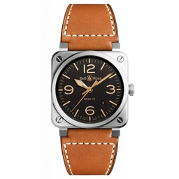 Bell & Ross BR03-92 BR03-92-ST-G-HE/SCA