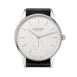 Nomos Orion 38 Weiss 386