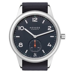 Nomos Club Automaat Datum Atlantic 776