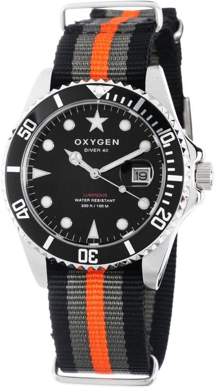 Oxygen Oxygen Diver Amsterdam EX-D-AMS-40