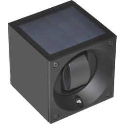 Swiss Kubik Anodized Black Solar SK01.AE001.solar