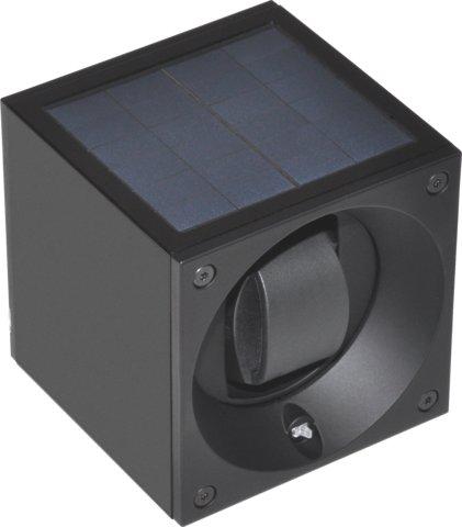 Swiss Kubik Swiss Kubik Anodized Black Solar SK01.AE001.solar