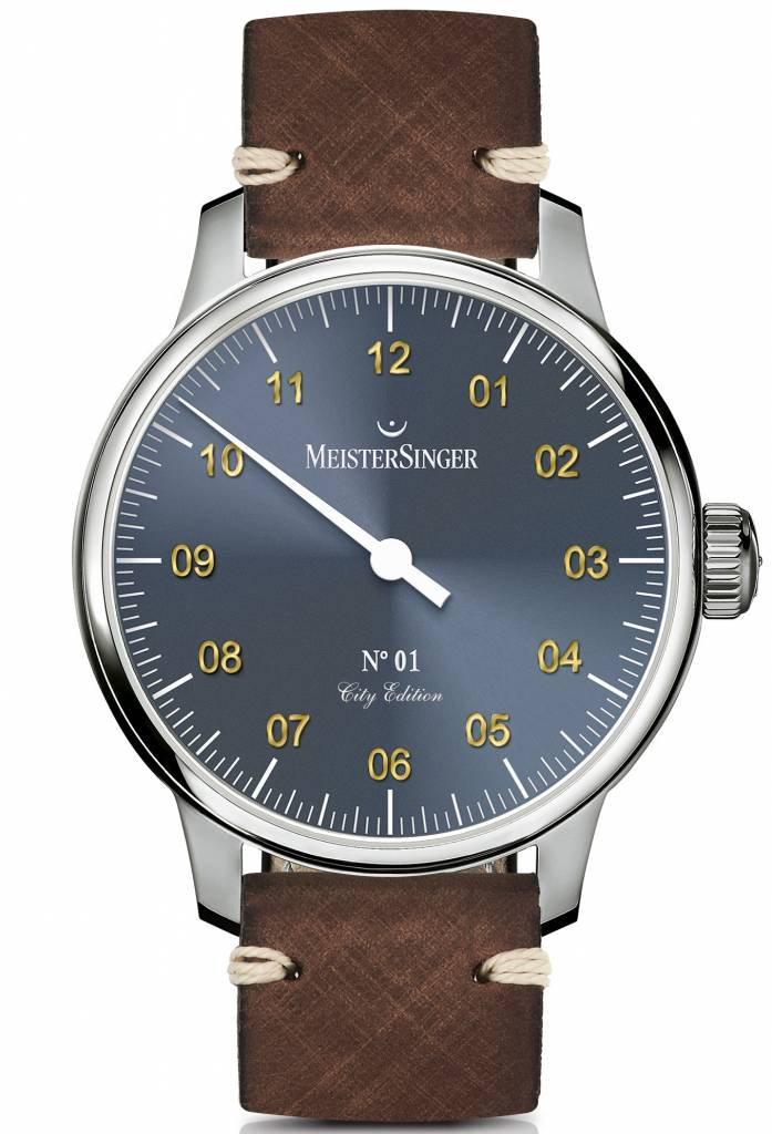 MeisterSinger MeisterSinger Limited Edition  City Edition ED-C17-Amsterdam 01/10