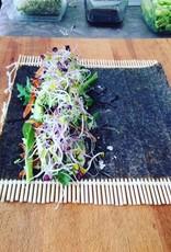 Terrasana Sushi nori vellen (10 vellen)