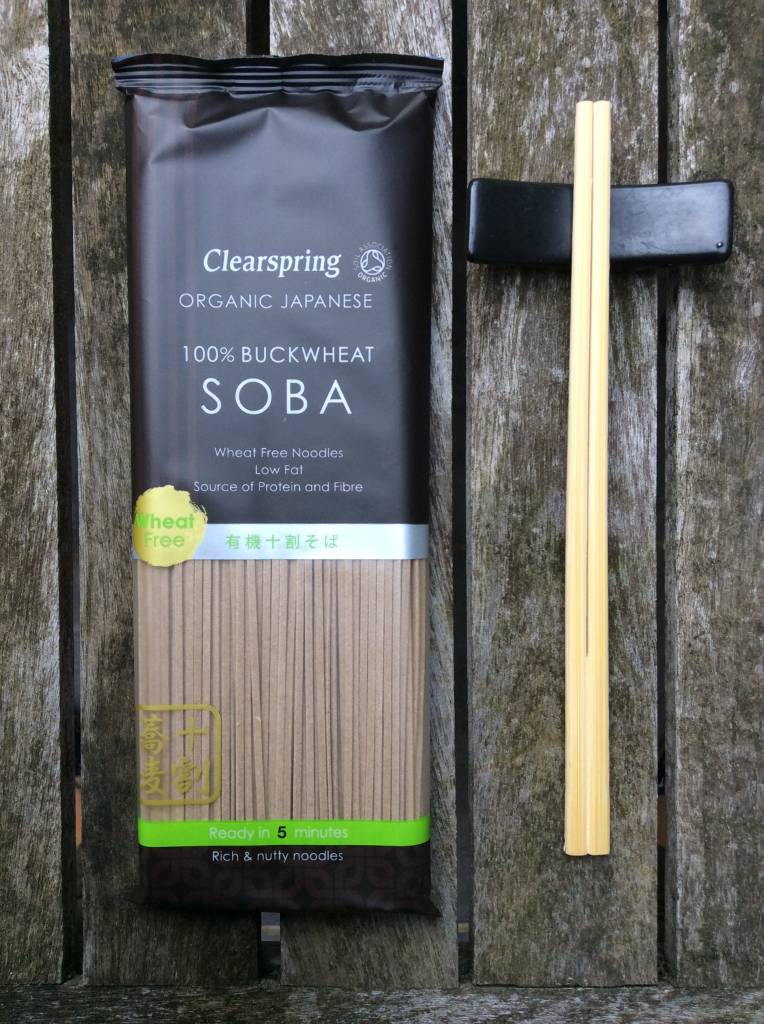 Clearspring Soba noedels (100% boekweit)