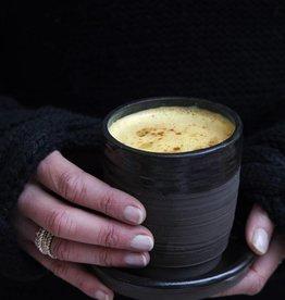 Latte & Ice cream