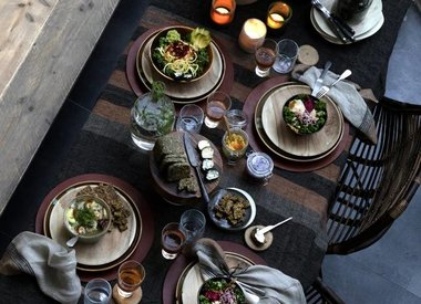Gastentafel