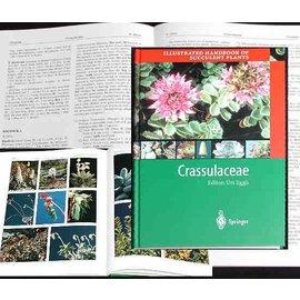 Illustrated Handbook of Succulent Plants Vol.4 Crassulaceae, Urs Eggli