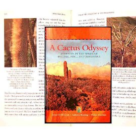 A Cactus Odyssey J. D. Mauseth ,R. Kiesling, C. Ostolaza