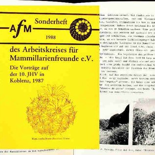 Afm-Sonderheft 1988