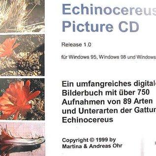 Echinocereus Picture CD A. u. M. Ohr