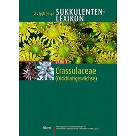 Sukkulentenlexikon Band 4 Crassulaceae Urs Eggli anstatt 129,00 jetzt nur noch