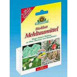 Bioblatt Mehltaumittel
