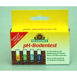 pH-Bodentest