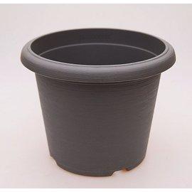 gran pote Terrae Cilindro 20 cm gris