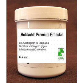 Charcoal Premium Granules 0 - 4 mm