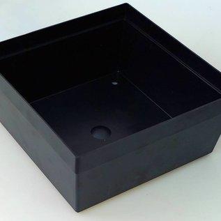 Viereck-Töpfe, flach 20 x 20 x 9 cm
