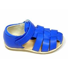 Manuela de Juan MJ sandaal blauw LAATSTE STUK! 20